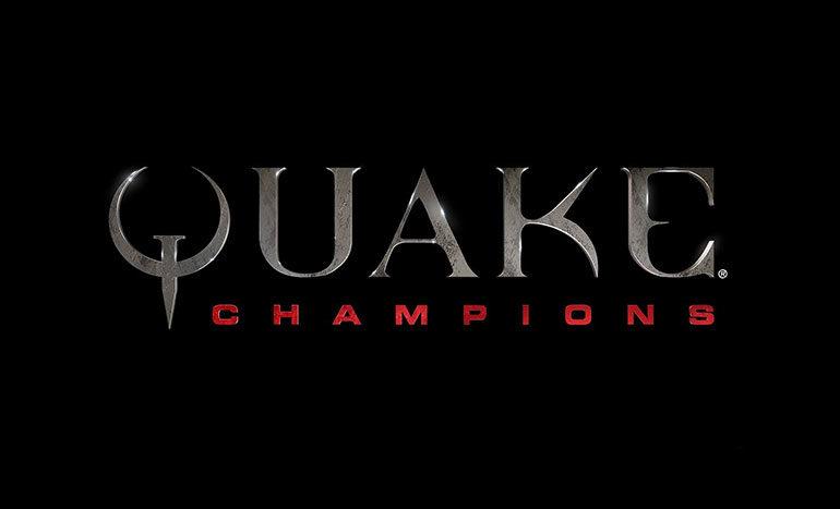 Quake Champions Titre