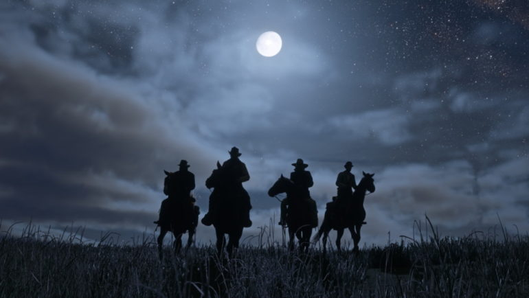 Red Dead Redemption 2 Titre