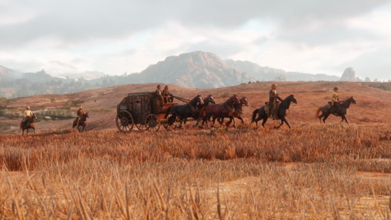 Red Dead Redemption 2 diligence