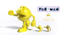 All editions sculptures Pac-Man