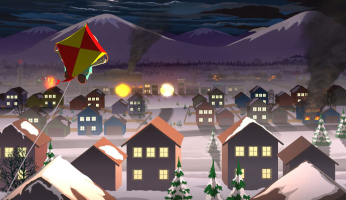 South Park : L'Annale du Destin l'Homme Cerf-Volant