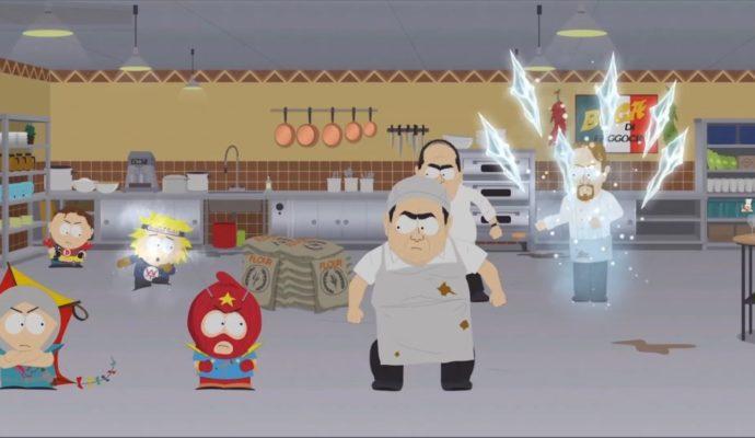 South Park : L'Annale du Destin cauchemar en cuisine