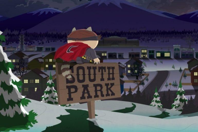 South Park : L'Annale du Destin le Coon veille