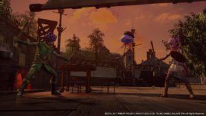 Dragon Quest Heroes II - Entraînement des deux personnages principaux
