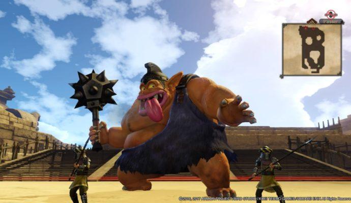 Dragon Quest Heroes II - Ogre géant