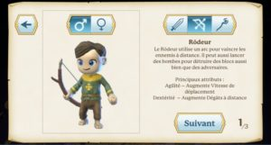 Portal Knights - personnage 2