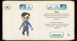 Portal Knights - personnage 3