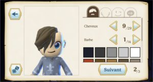 Portal Knights - personnage 4
