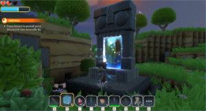 Portal Knights - portail