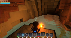 Portal Knights - grotte