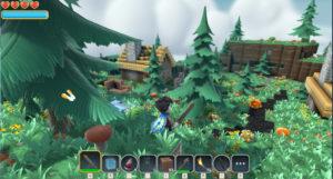 Portal Knights - forêt