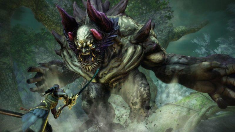 Toukiden 2 - Démon géant