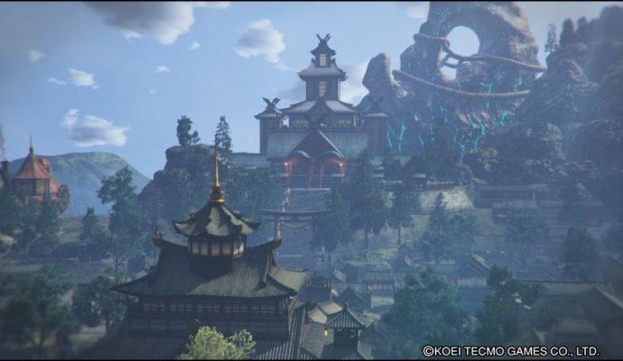 Toukiden 2 - Le village