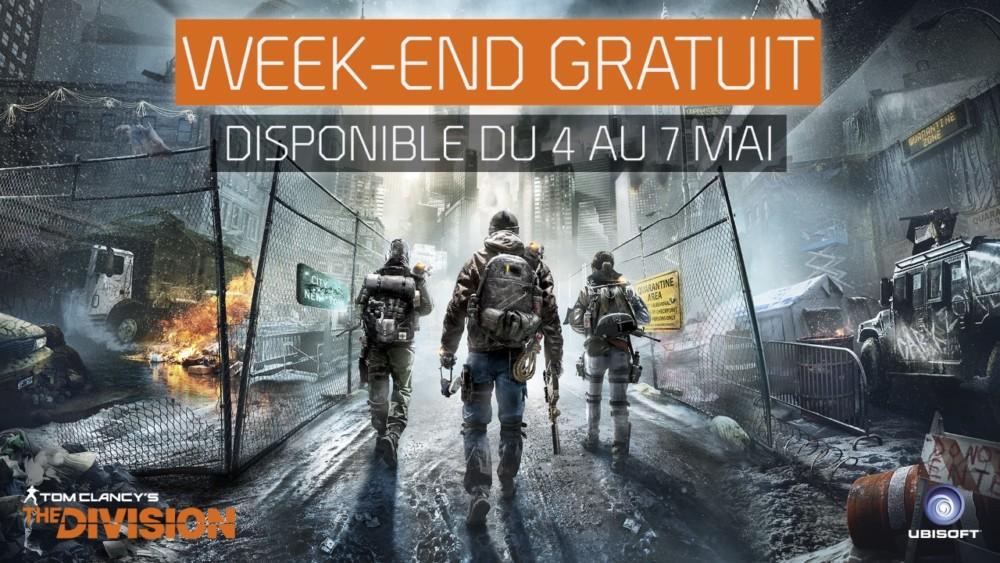 The Division Week-End Gratuit Titre