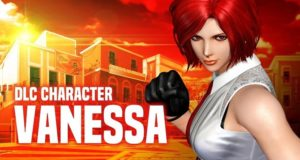 The King of Fighters XIV vanessa