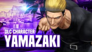 The King of Fighters XIV yamazaki