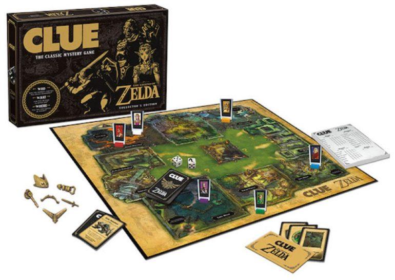 Cluedo Zelda