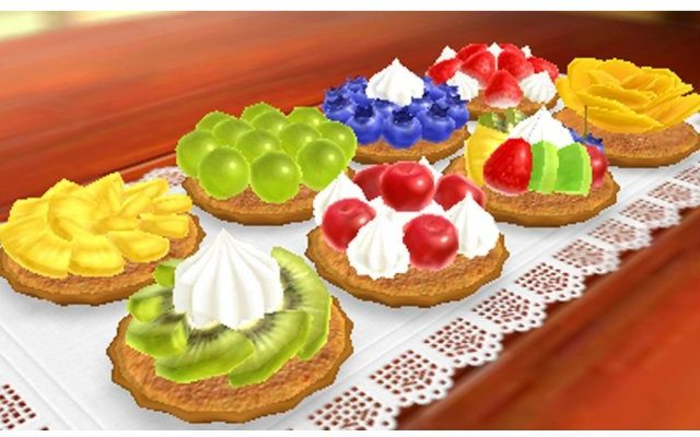 Cooking Mama: Sweet Shop Pâtisseries