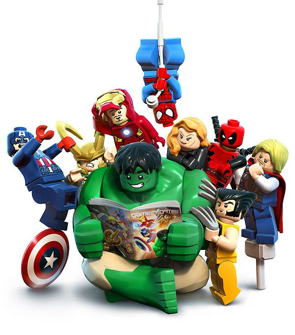 lego marvel super heroes 2 arrive plus fort que jamais. Black Bedroom Furniture Sets. Home Design Ideas