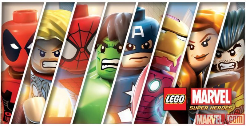 Lego Marvel Super Heroes 2 personnages (2)