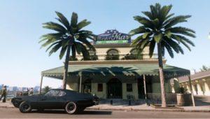 Une devanture de bâtiment dans Mafia III