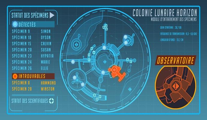 Base coloniale Lunaire Horizon d'Overwatch