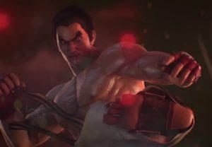 Kazuya Mishima de Tekken 7
