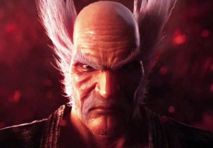 Heihachi Mishima de Tekken 7