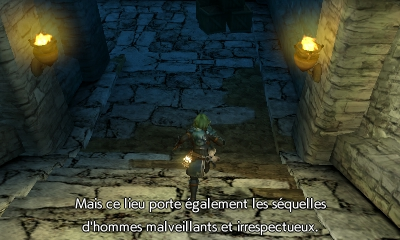 Exploration de donjon dans Fire Emblem Echoes: Shadows of Valentia