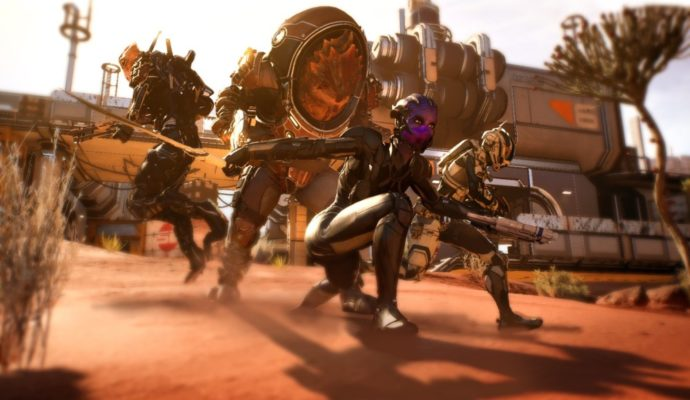 Mass Effect le multi d'Andromeda