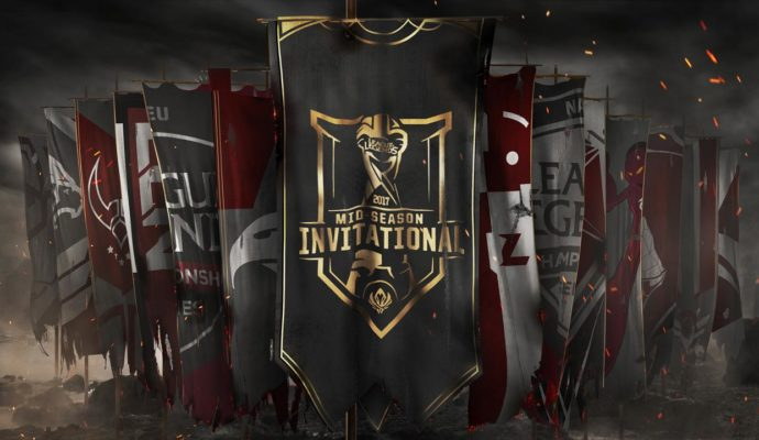 MSI 2017 League of Legends - phase de groupe