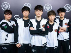 MSI 2017 League of Legends - SK Telecom T1