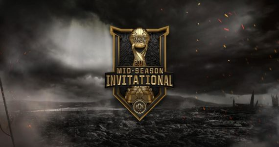 MSI 2017 League of Legends- affiche