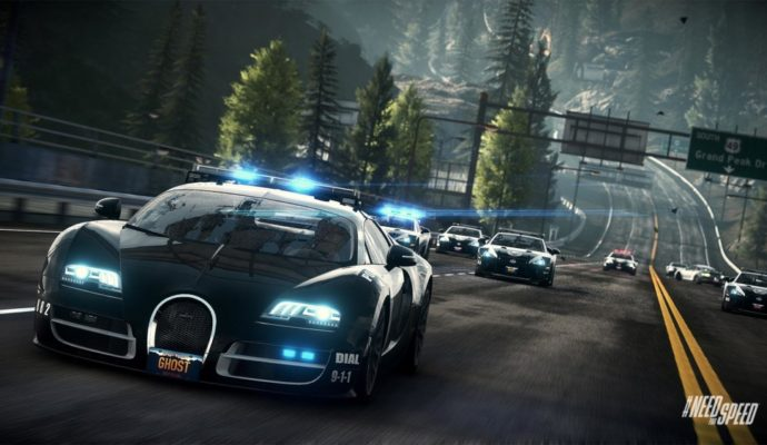 Need For Speed - poursuites