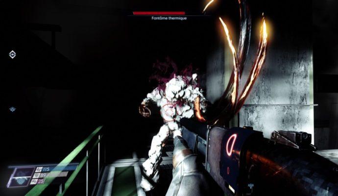 Prey combat fantome canon glue