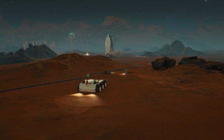 surviving mars exploration