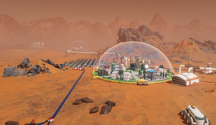 surviving mars dome