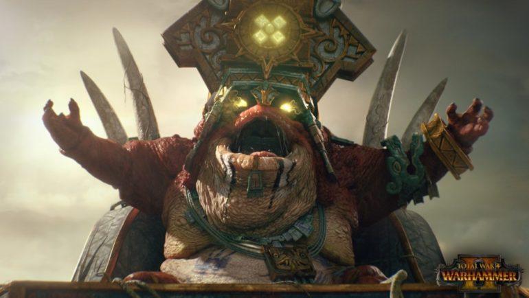 Total War: Warhammer II - hommes-lézards