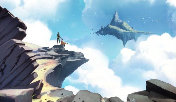 Worlds Adrift - îles