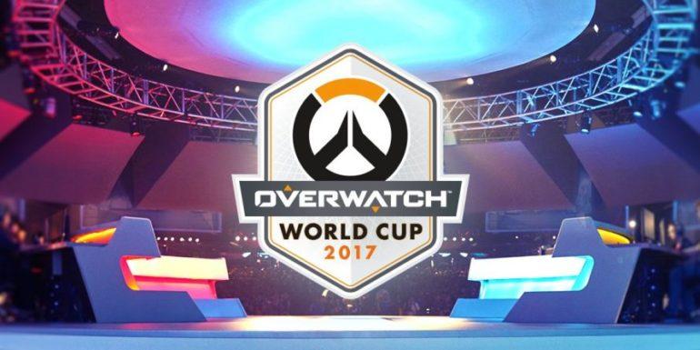 Coupe du monde d'Overwatch 2017