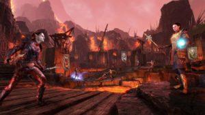 The Elder Scrolls Online: Morrowind - Mont Ecarlate