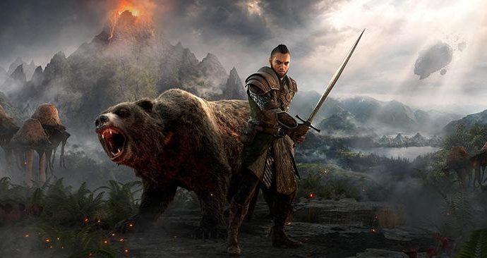 The Elder Scrolls Online: Morrowind classe Gardien et ours protecteur