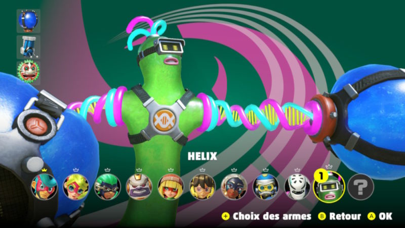 ARMS – Helix