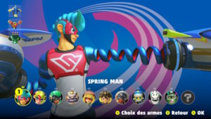 ARMS - Spring Man