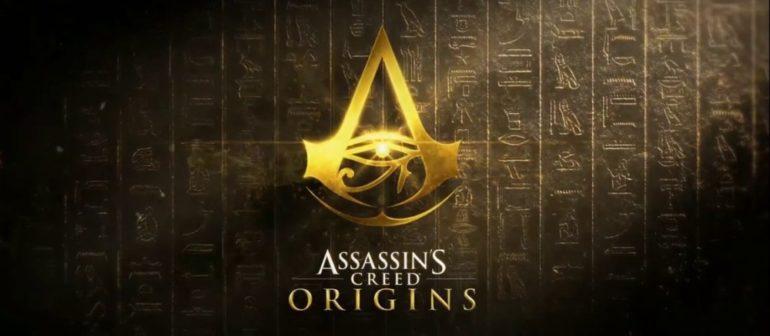 Assassin's Creed Origins titre