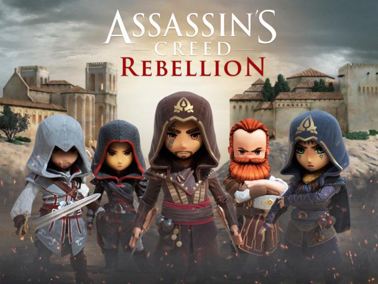 Assassin's Creed Rebellion titre
