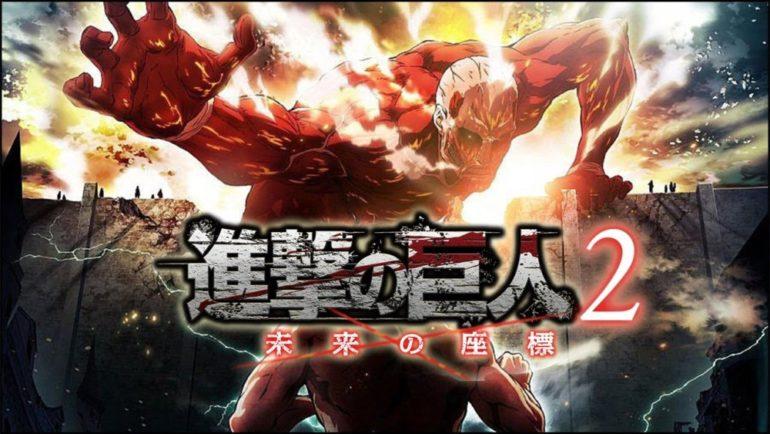 Attack on Titan 2 : visuel
