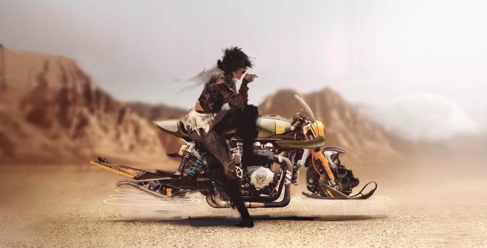 Beyond Good and Evil 2 Moto de BG