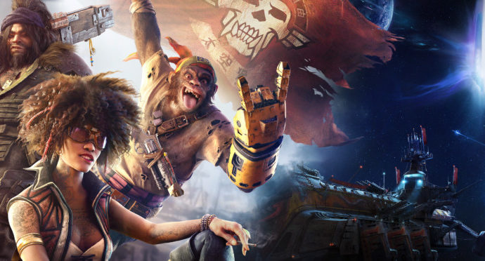 Beyond Good and Evil 2 Space pirates