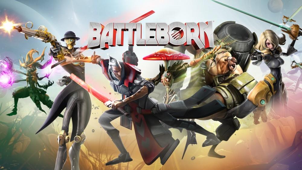 Logo Battleborn